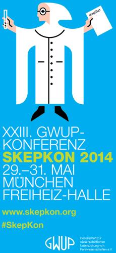 SkepKon 2014: zur Anmeldung klicken