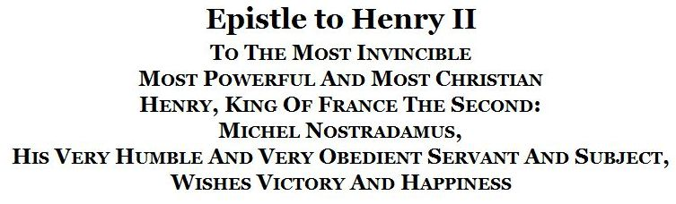 EPISTLE2HENRYsecond_openinglines