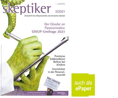 Skeptiker Heft 2/2021